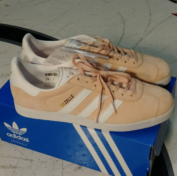 info for 0df2c 2952e adidas Originals Gazelle sneakers mens size 9.5